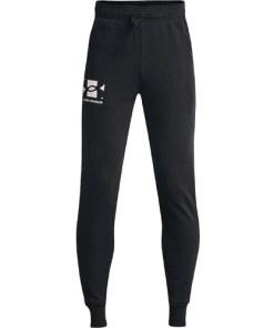 Pantaloni copii Under Armour Rival Terry 1361715-002