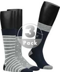 Gant Socken 3erPack 9960016/410