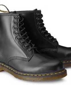Schnür-Boots Eye von Dr. Martens in schwarz für Herren. Gr. 41,42,43,44,45,47,48