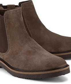 Chelsea-Boots Trade von Camel Active in taupe für Herren. Gr. 41,42,42 1/2,43,44,44 1/2,45,46