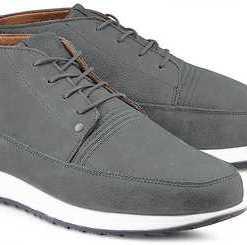 Trend-Sneaker von Flare & Brugg in grau für Herren. Gr. 41,43,45