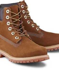 """""""Boots Premium 6"""""""" von Timberland in rost für Damen. Gr. 36,37"""""""