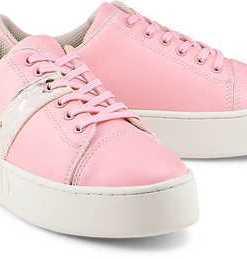 Trend-Sneaker von Buffalo in rosa für Damen. Gr. 37,38,39,40,41