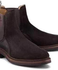 Chelsea-Boots Martin von Gant in braun für Herren. Gr. 40,41,42,43,44,45,46