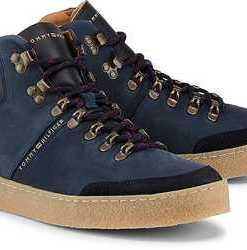 Sneaker von Tommy Hilfiger in blau für Herren. Gr. 40,41,42,43,44,45,46