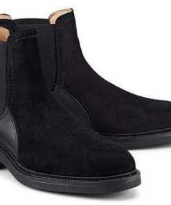 Chelsea-Boots Martin von Gant in schwarz für Herren. Gr. 40,41,42,43,44,45,46