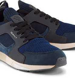 Sneaker Andrew von Gant in blau für Herren. Gr. 40,43,44,45