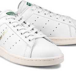 Sneaker Stan Smith von Adidas Originals in weiß für Damen. Gr. 36,36 2/3,38