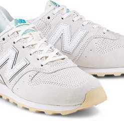 Retro-Sneaker 996 von New Balance in weiß für Damen. Gr. 37