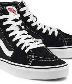 Sneaker Sk8-Hi von Vans in schwarz für Herren. Gr. 40,40 1/2,41 1/2,42,43,44,45,46
