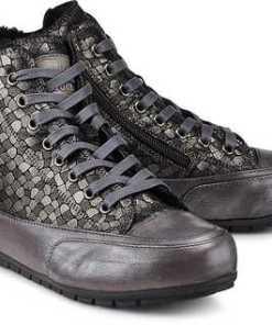 Winter-Sneaker Plus von Candice Cooper in schwarz für Damen. Gr. 36,39,41