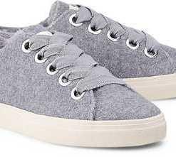 Fashion-Sneaker von Marc O'Polo in grau für Damen. Gr. 37,38,39,40