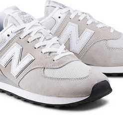 Retro-Sneaker 574 von New Balance in beige für Herren. Gr. 42 1/2,43,44,44 1/2,45 1/2