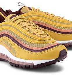 Sneaker Air Max 97 von Nike in senf für Damen. Gr. 37.5,38,38.5,39,40,40.5,41