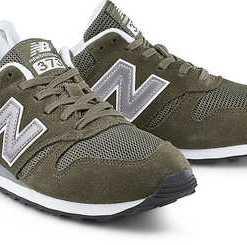 Retro-Sneaker 373 von New Balance in khaki für Herren. Gr. 42 1/2,43,44,44 1/2,45,45 1/2,46 1/2