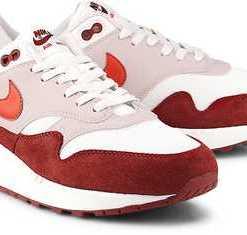 Sneaker Air Max 1 von Nike in beige für Herren. Gr. 42,42 1/2,43,43 1/2,44 1/2,45,45 1/2,46,48 1/2,49 1/2
