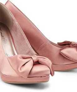 Klassik-Pumps von Tamaris in rosa für Damen. Gr. 36,40