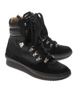Brendty Hiking Boots Black