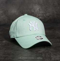 New Era 9Forty Women Jersey New York Yankees Cap Pastel Green