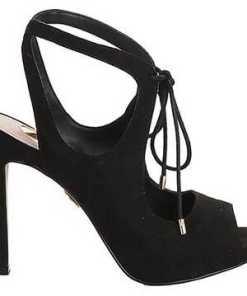 Buffalo High-Heel-Sandalette mit Schnürung