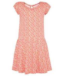 TOM TAILOR A-Linien-Kleid »Kleid mit Blumenmuster«
