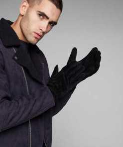 Jack & Jones Wildleder Handschuhe