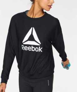 Reebok Funktionsshirt »WORKOUT READY MESH CREW NECK«