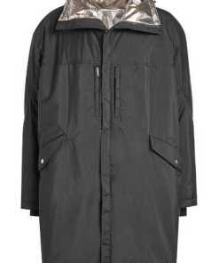 Valentino Outdoor-Parka mit Metallic Finish