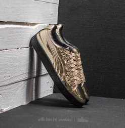 Puma Basket XL Lace Metal Wn´s Gold-Gold