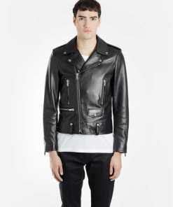 Saint Laurent  Leather Jackets