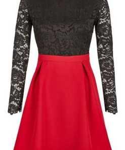 NICOWA Elegantes Kleid OTEMI