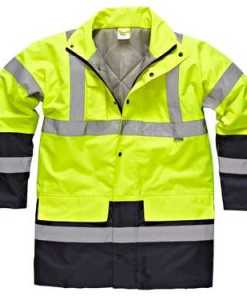 Dickies High Vis Parka
