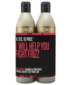 Redken Frizz Dismiss Shampoo and Conditioner Duo 500 ml