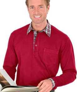 Classic Poloshirt aus reiner Baumwolle