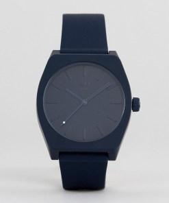 Adidas - Z10 Process - Armbanduhr aus Silikon in Marine - Navy