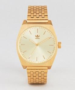 Adidas - Z02 Process - Goldfarbene Armbanduhr - Gold