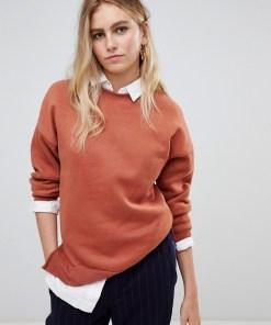 New Look - Sweatshirt - Orange
