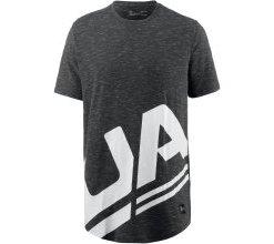 Under Armour Sportstyle Branded Funktionsshirt Herren in black-white, Größe: L