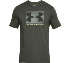 UNDER ARMOUR Herren Shirt UA Boxed Sportstyle - grün S