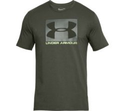 UNDER ARMOUR Herren Shirt UA Boxed Sportstyle - grün M