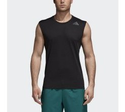 adidas Performance Sporttop »FreeLift Climacool Shirt«, schwarz