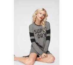 """Superdry Strickkleid »SCANDI KNIT SWEATER DRESS«"""