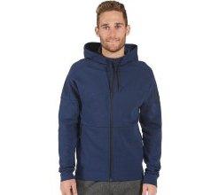 adidas Kapuzensweatjacke - Herren - blau in Größe 48/50 jetzt im Angebot