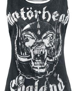 Motörhead EMP Signature Collection Girl-Top schwarz