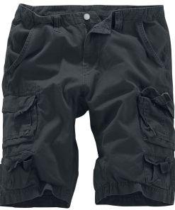 RED by EMP Army Vintage Shorts Vintage Shorts schwarz
