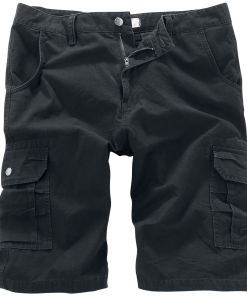 RED by EMP Army Vintage Shorts Shorts schwarz