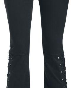 Gothicana by EMP Grace Girl-Jeans schwarz