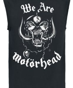 Motörhead We Are Motörhead Tank-Top schwarz