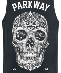 Parkway Drive Skull Tank-Top schwarz