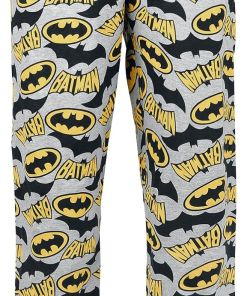 Batman Logo Pyjama-Hose multicolour
